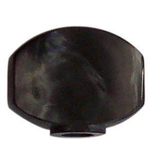 Sperzel Tuner Buttons 6 Black Pearloid Free Shipping