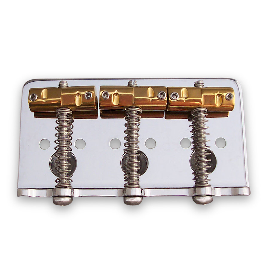 Strat Style Bridges Assemblies Free Shipping Over 75 64 Fender Telecaster Wiring Diagram Callaham Vintage Hardtail Bridge Specialized Enhanced Compensated Brass Tele Saddles For Bigsby View Larger Magnifier